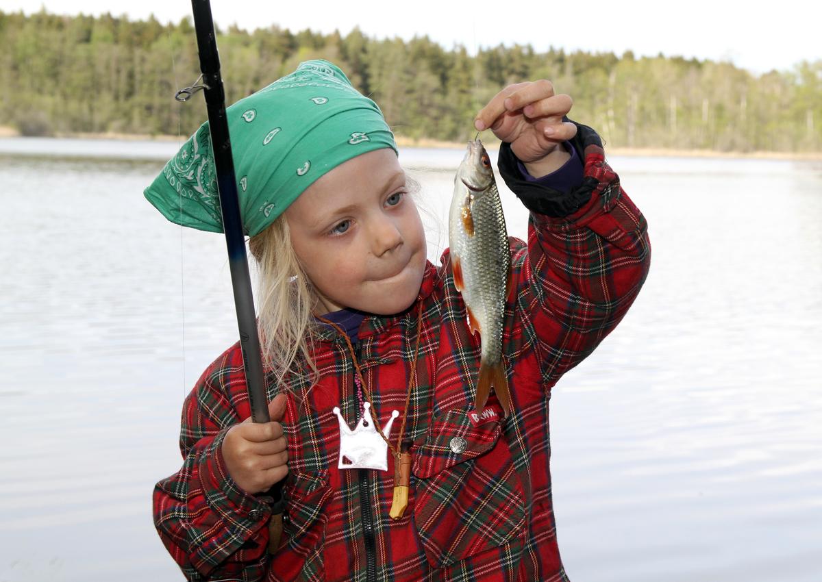 Fiska med oss på höstlovet