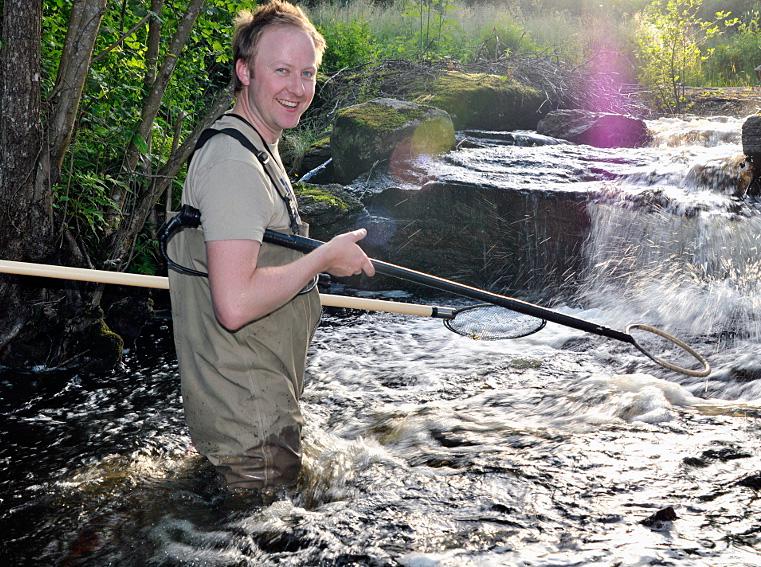 Sportfiskarna deltar på norsk-svensk försurningskonferens