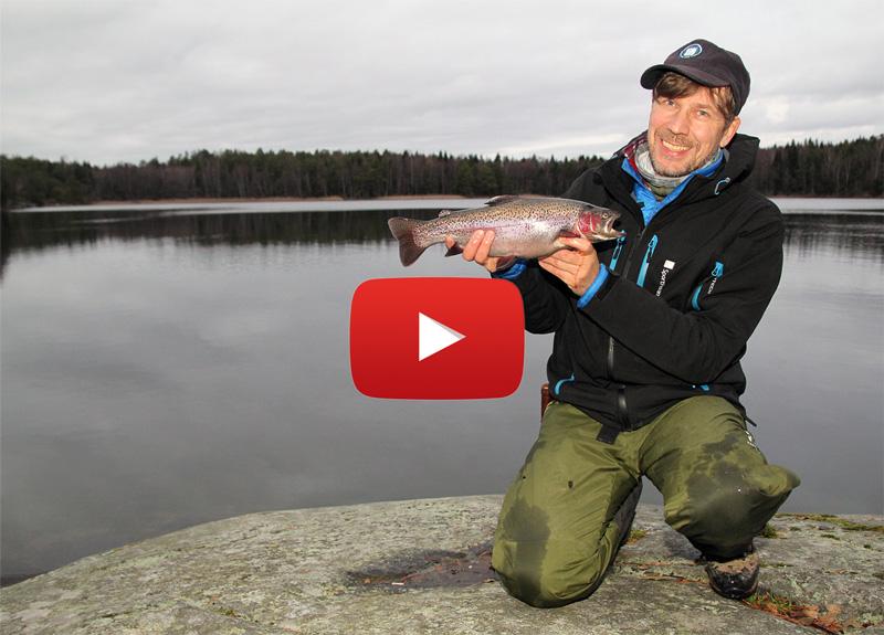 Se vår film med regnbågsfisketips!