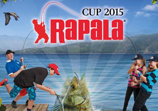 Var med i Rapala Cup – hela sommarlovet!