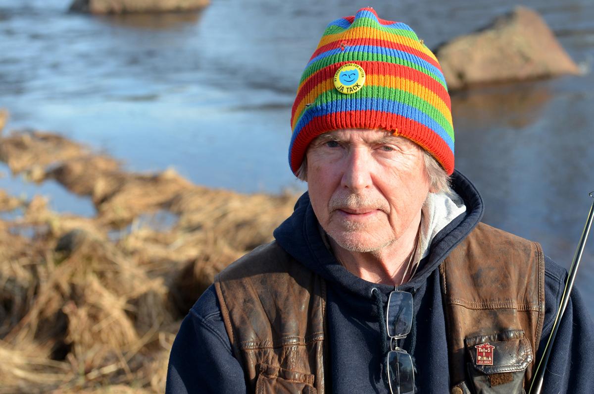 Gunnar Westrin kräver ny lagstiftning för vatten