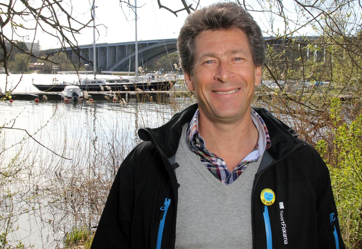 Anders Karlsson: stöd knappkampanjen!