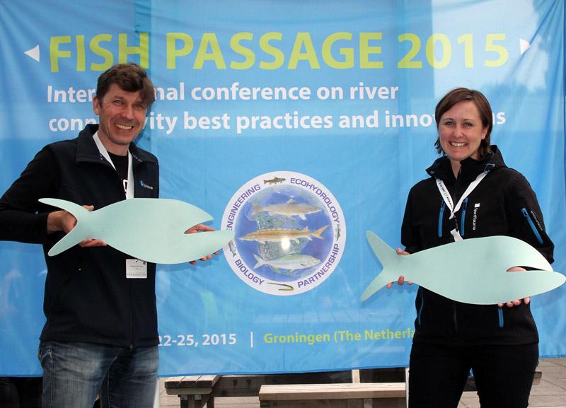 FISH PASSAGE 2015 gav viktiga lärdomar