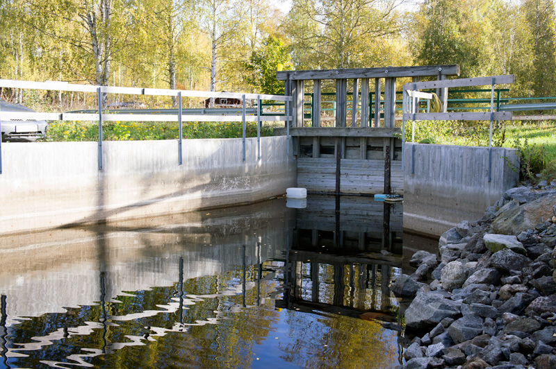 Klart med avveckling av vattenkraftverk i Hudiksvall