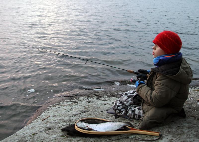 Välkomna till sportlovsfiske i Göteborg!