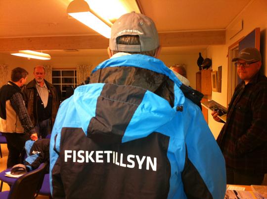 Sportfiskarna Region Väst anordnar kurs i fisketillsyn 16-17 mars 2019