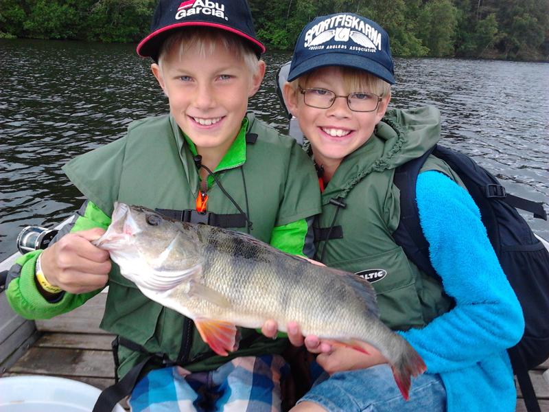 Anmälan till Sommarfiskeskolan i Göteborg i full gång!