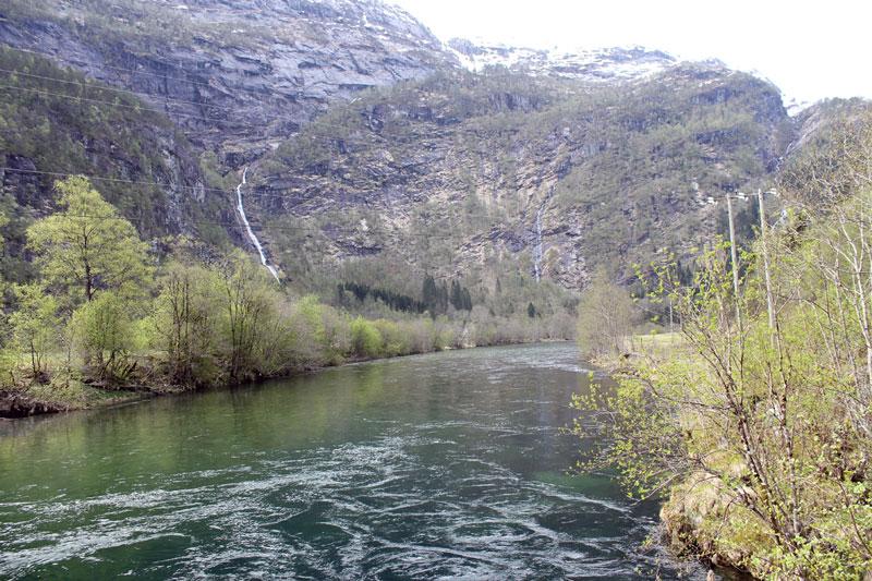 Laxen ska tillbaka till norska Modalselva