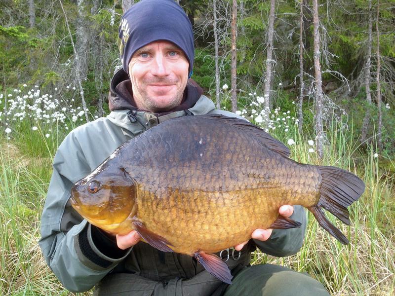 Tre nya sportfiskerekord godkända