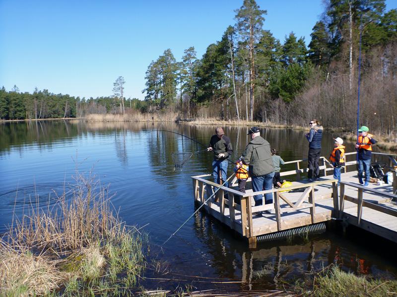 Höstlovfiske i Värmland