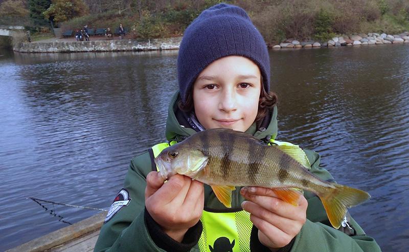Streetfiske i Karlstad