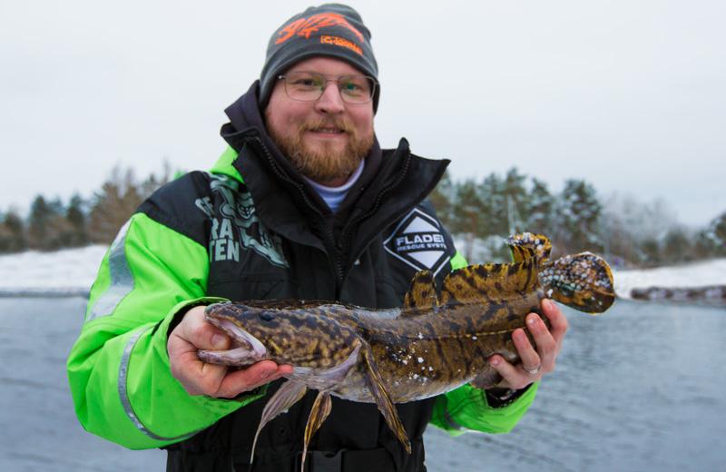 Fisketips: fiska lake på två sätt