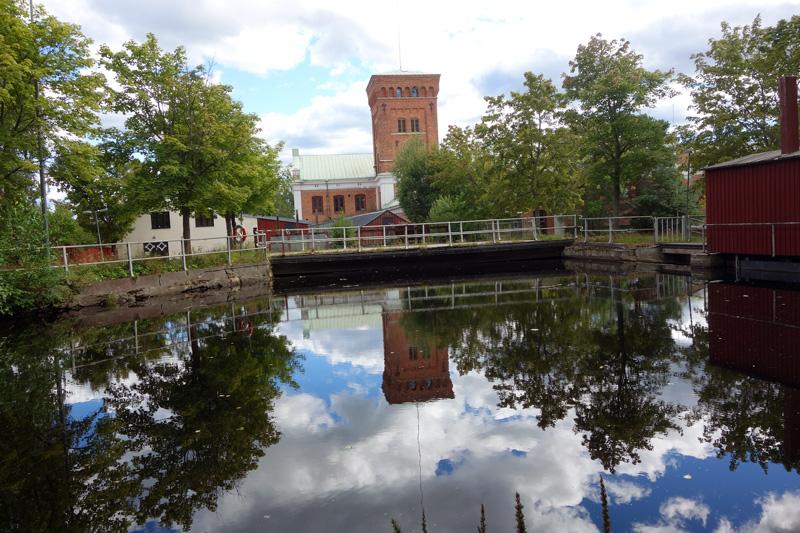 Körförbud för Strömsbro kraftverk vinner laga kraft