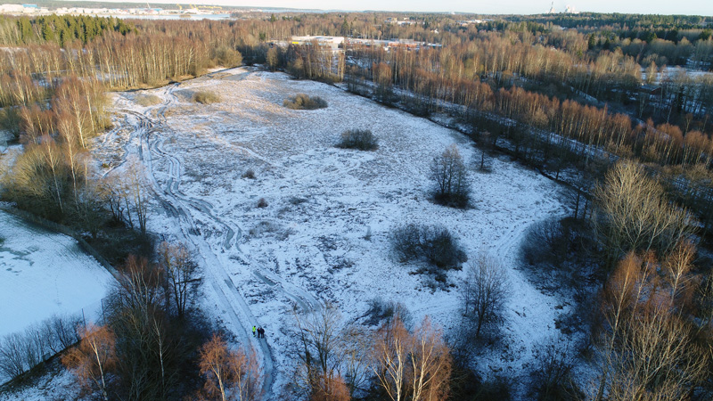 Ny gäddfabrik i Gävle