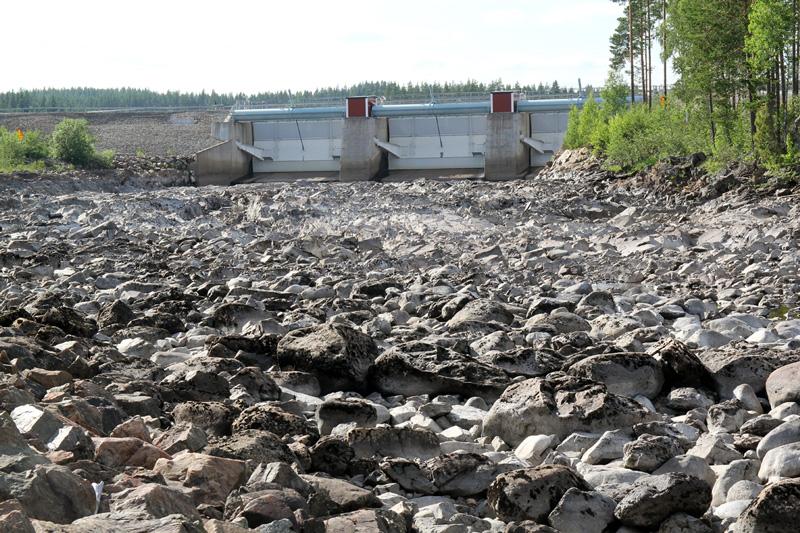 Regeringsförslag om vattenkraft - framsteg och bakslag för vattenvården
