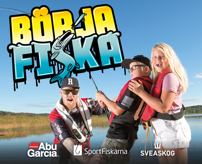Premiär för sommarklassikern Börja Fiska!