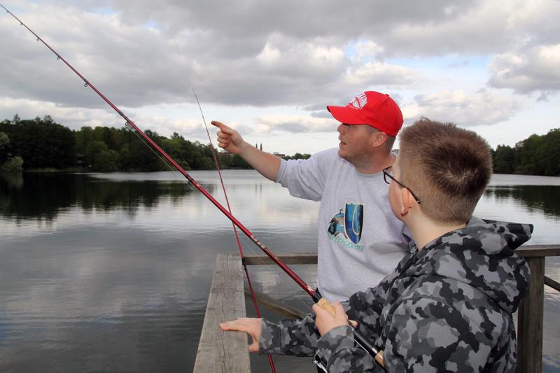 Kom på Fiskelov med Sportfiskarna i Örebro