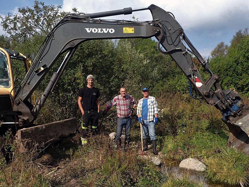 Åtgärder för mer öring i Kvarneån