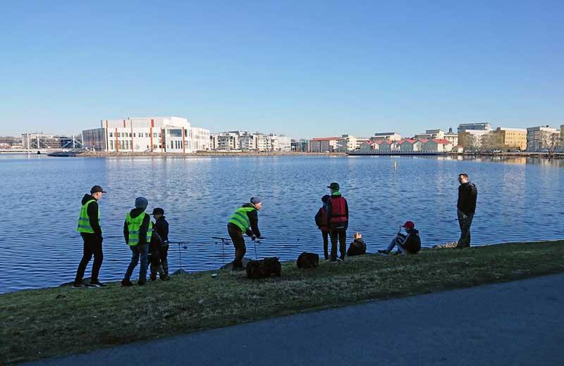 Välkomna på höstlovsfiske med Sportfiskarna i Jönköping