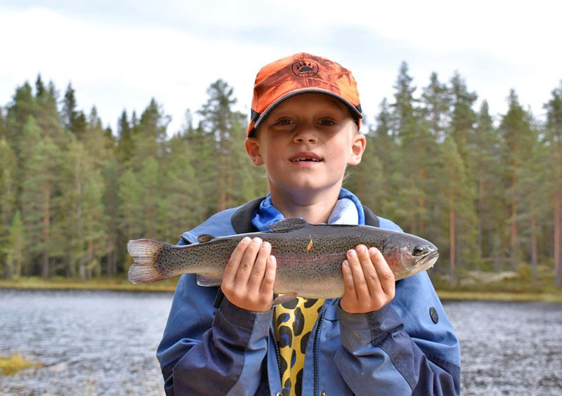 Välkomna på höstlovsfiske landet runt: läs hela programmet