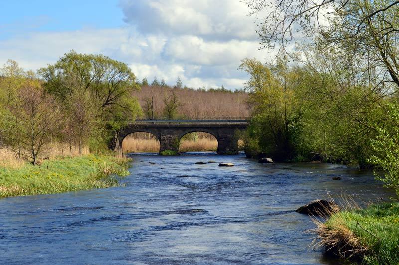 Ett av Europas största vattenrestaureringsprojekt drar igång i Rönne å