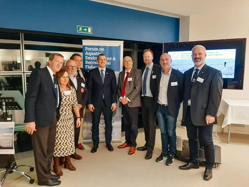 Lyckat EAA-event med nya EU-kommissionären