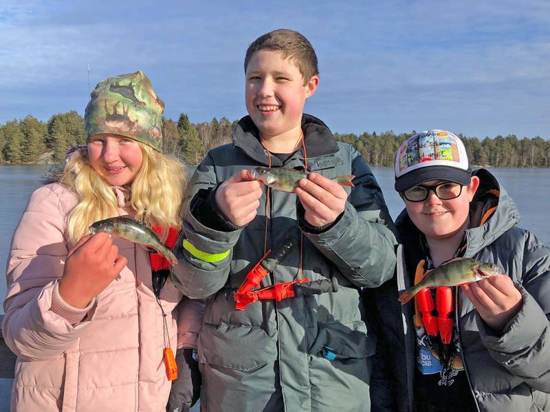 Fiske och friluftsliv för pedagoger