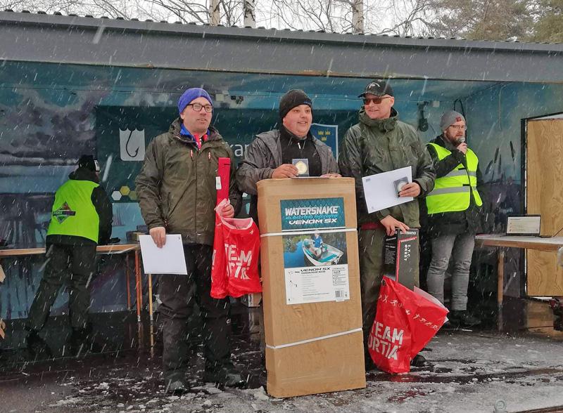 Stor succé för SM-arrangemanget i Luleå