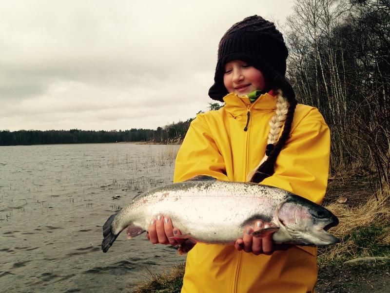 Följ med på påsklovsfiske i Göteborg!