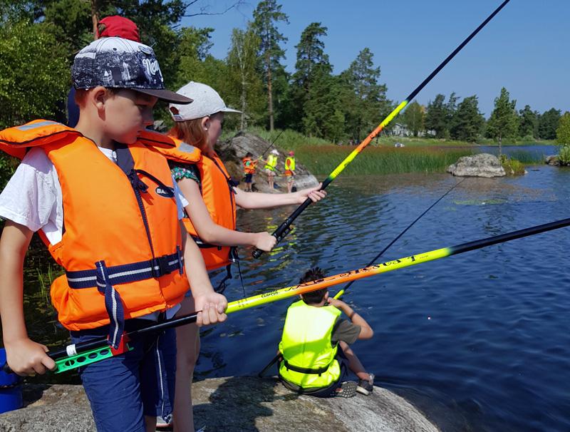 Välkomna på påsklovsfiske på Gotland
