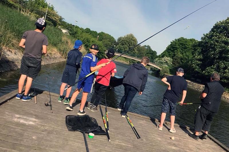 Påsklovfiske i Malmö och Lund