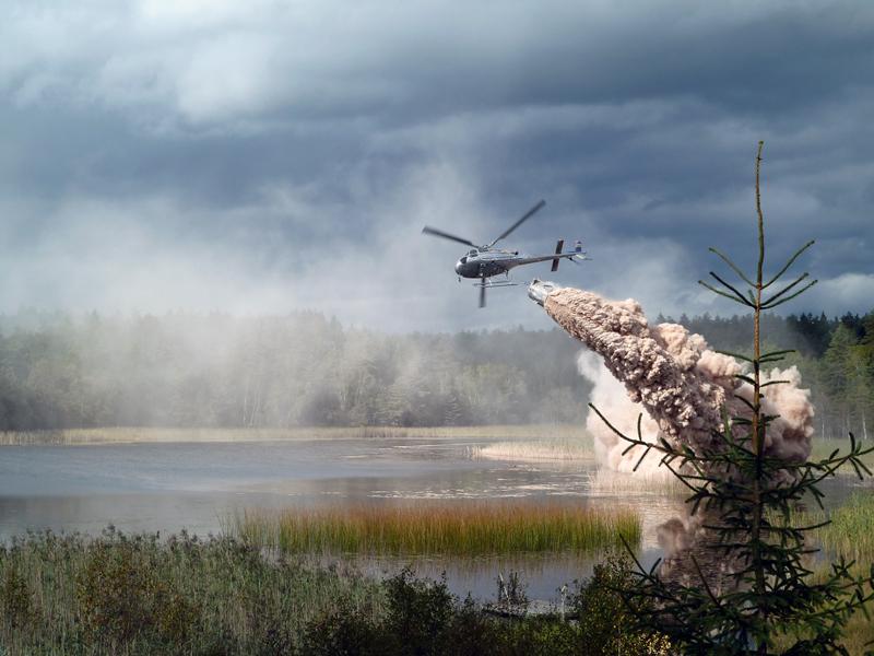 Västra Götaland drar ned på våtmarkskalkning