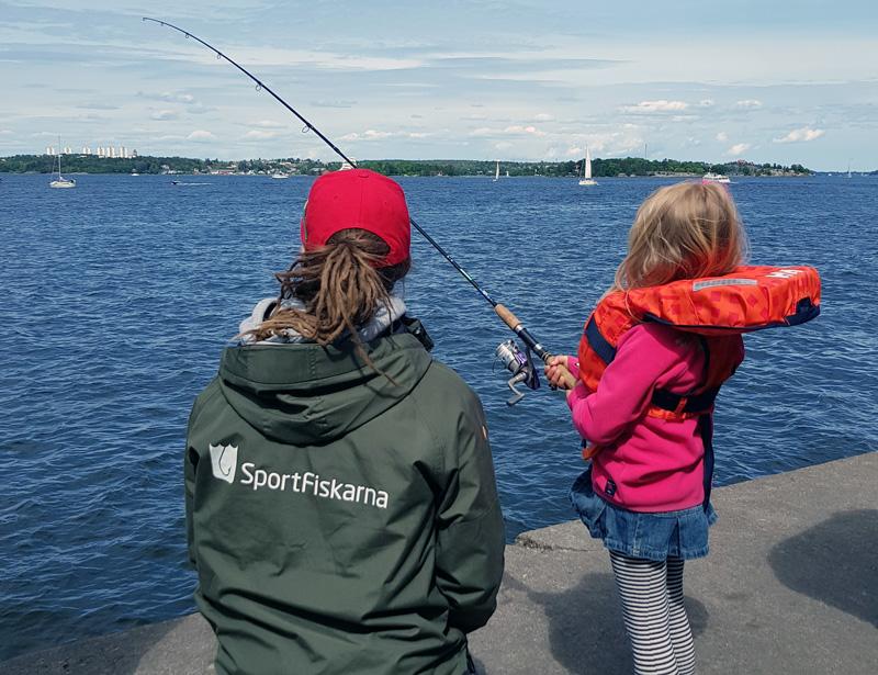 Välkommen på Nationaldagsfiske i Nacka