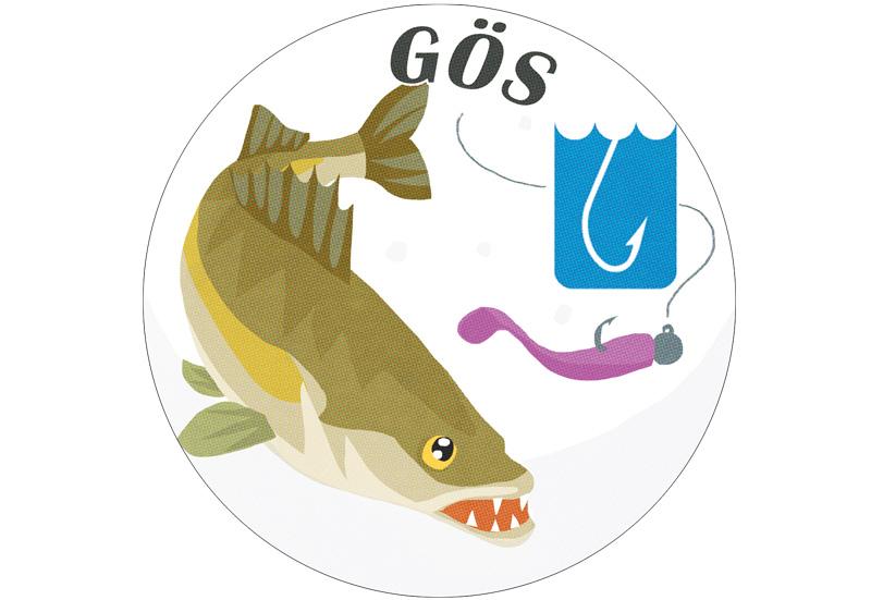 Nytt fiskemärke: gös