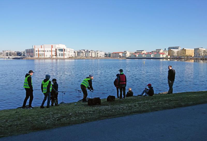 Välkomna på sommarlovsfiske i Jönköping med omnejd