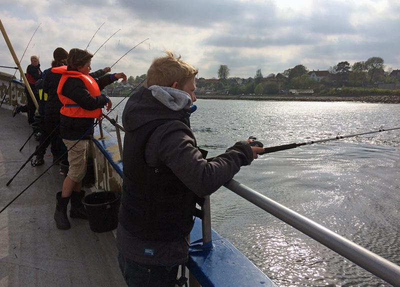 Lyckat ungdomsprojekt om havsmiljön i Öresund