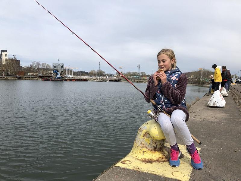 Streetfisket i Göteborg drar igång på onsdag!