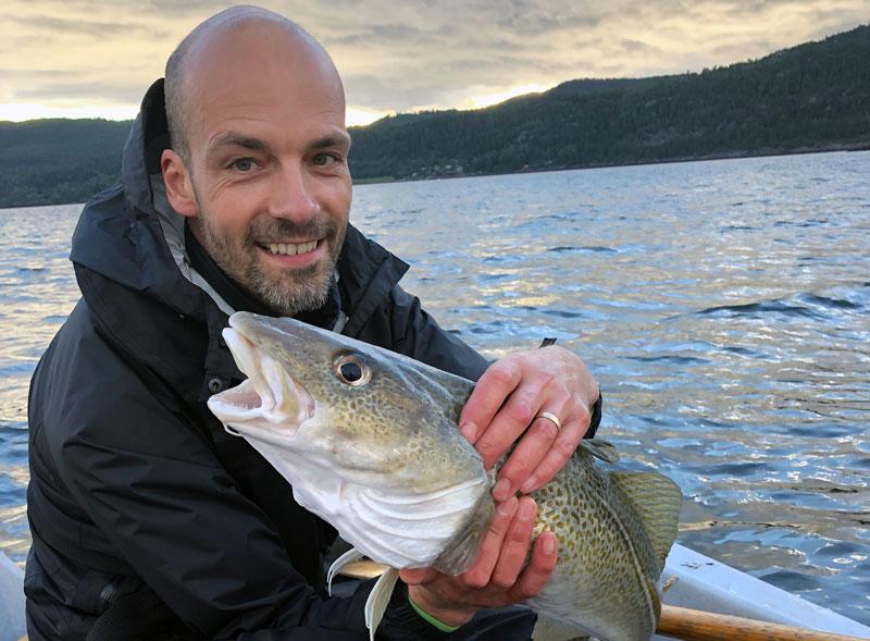 Eva och Andreas är Sportfiskarnas nya medarbetare i Jämtland