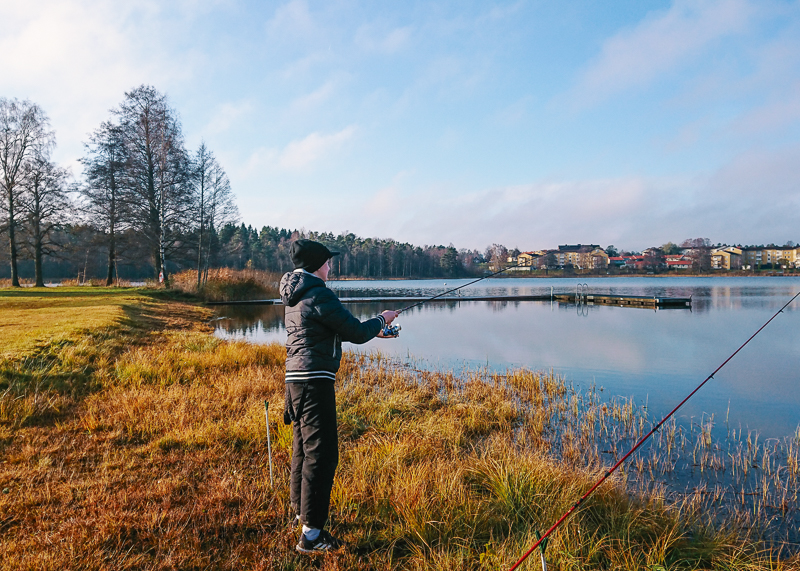 Välkomna på Höstlovsfiske i Jönköpings län