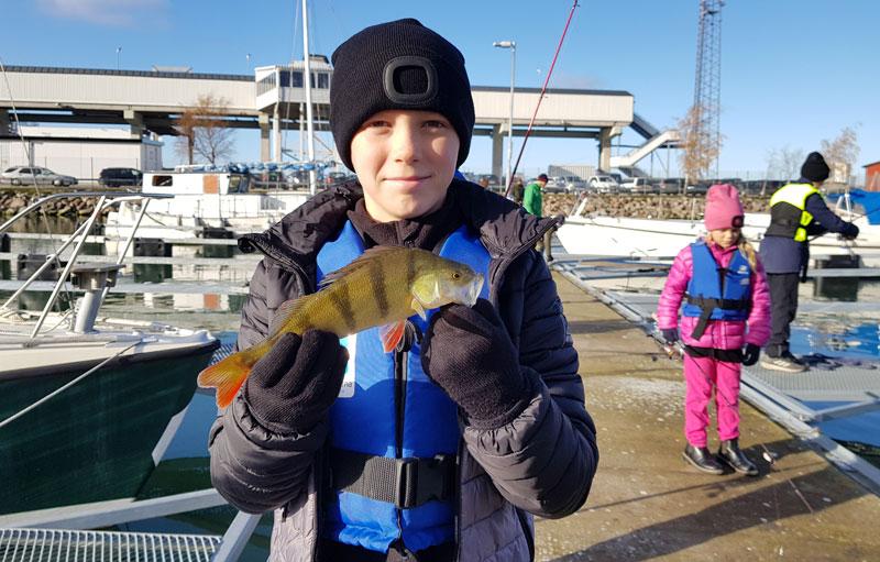 Välkomna på Höstlovfiske på Gotland