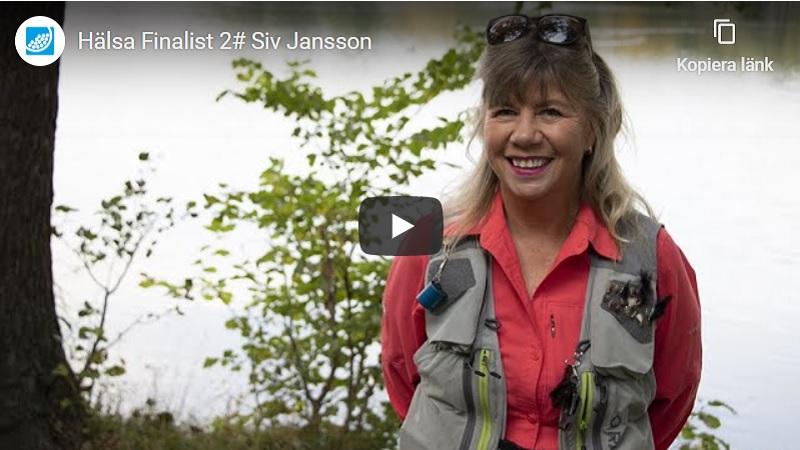 Rösta på Sivan Jansson som årets eldsjäl