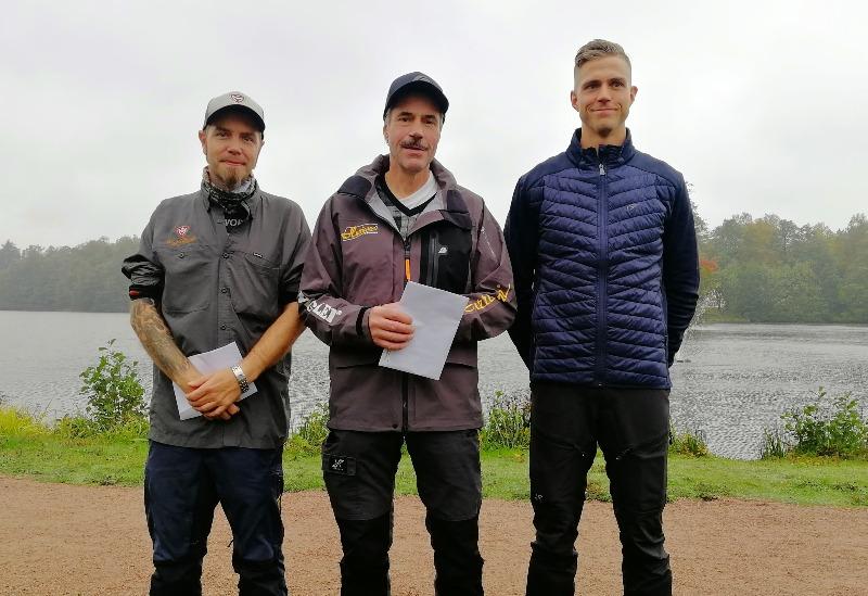 Dan Ersbjörs vann SM i flugfiske