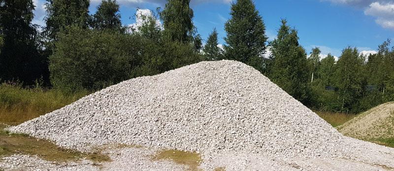 Vattendrag kalkas med kalkgrus i Härjedalens och Bergs kommuner