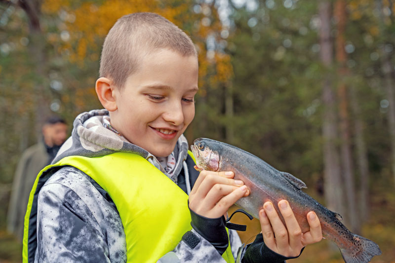 Sportfiskarna i lyckad samverkan med Värmdö kommun
