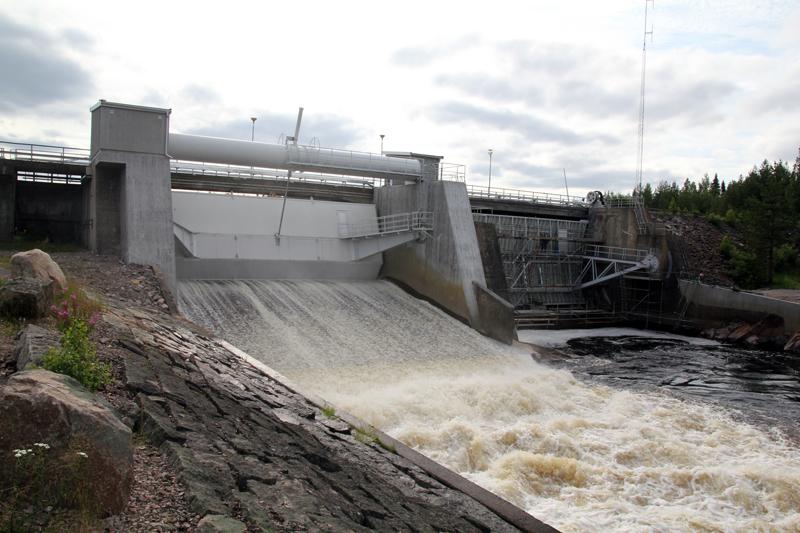 Sverige slöt inte upp bakom EU:s vattendirektiv