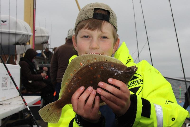 Fiskeutmaning i Göteborg under påsklovet – gratis för hela familjen!