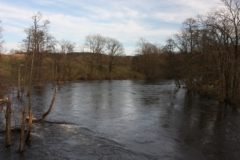 Sävedalsvattnet i Säveån öppnar 1 april