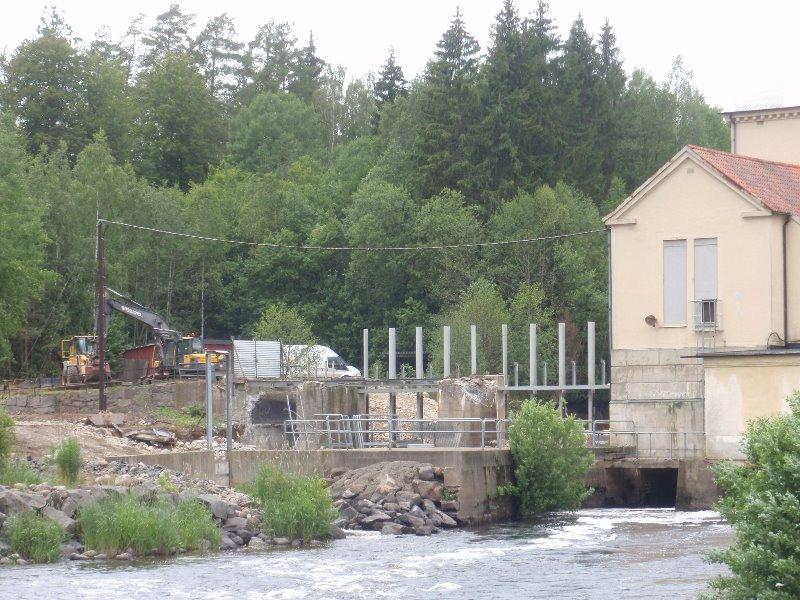 Utrivningen av Mariebergs kraftverk livesänds!