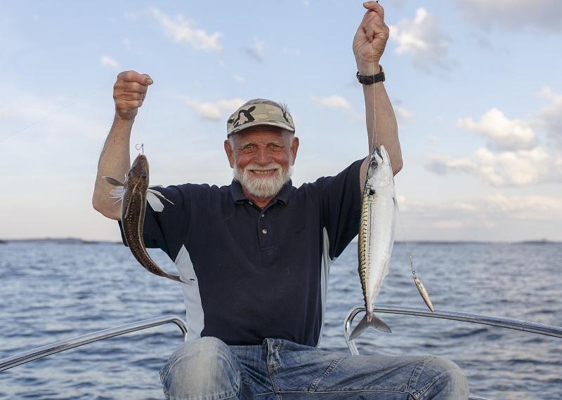 Svenske sportfiskeambassadören Jan Olsson har gått ur tiden