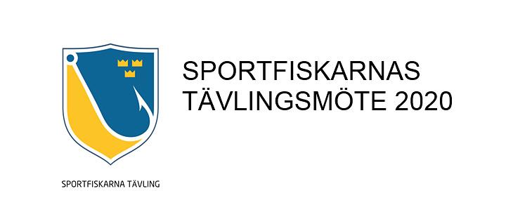 Kallelse till Sportfiskarnas tävlingsmöte 2020